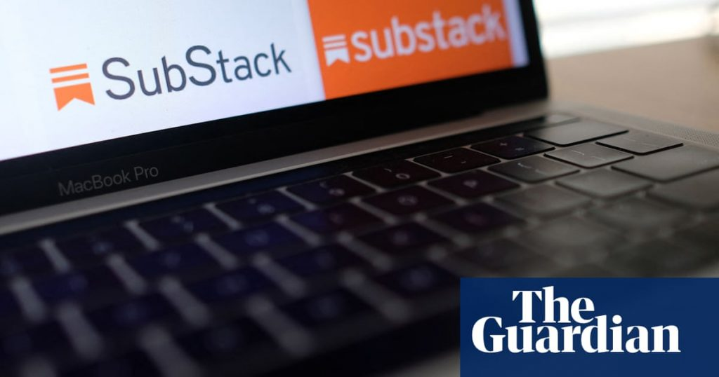 Why authors are turning down lucrative deals in favour of Substack