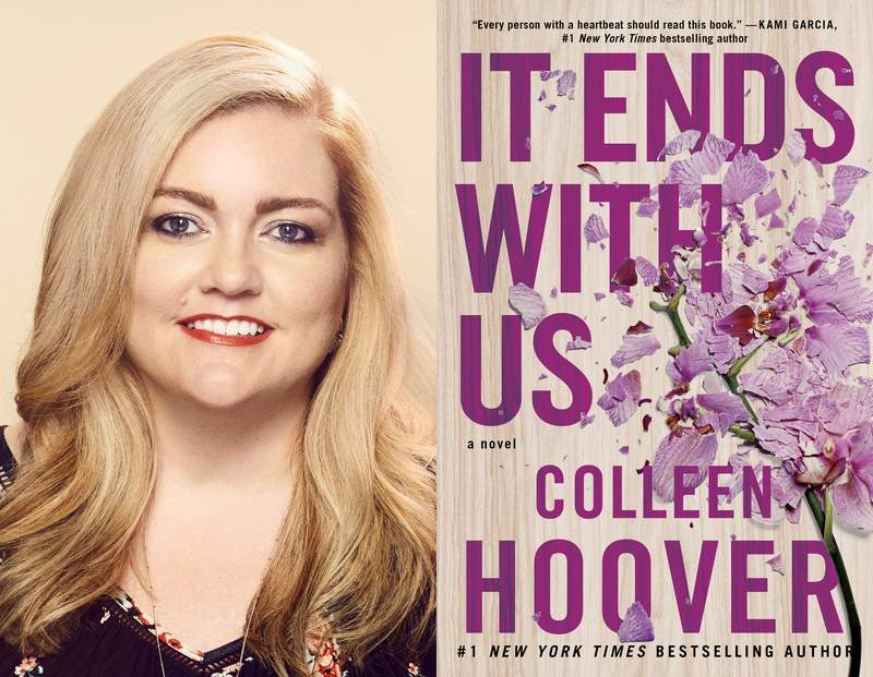 Author Colleen Hoover's word-of-mouth success